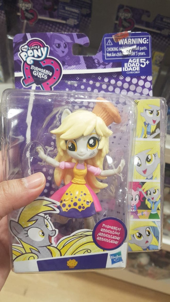 Jual My Little Pony Equestria Girls Action Figure Karakter Kuda Poni Figure Jakarta Barat Sarah Colection