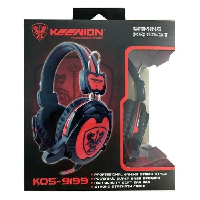 Foto Produk Keenion Headset 9199 dari Enter Komputer Official