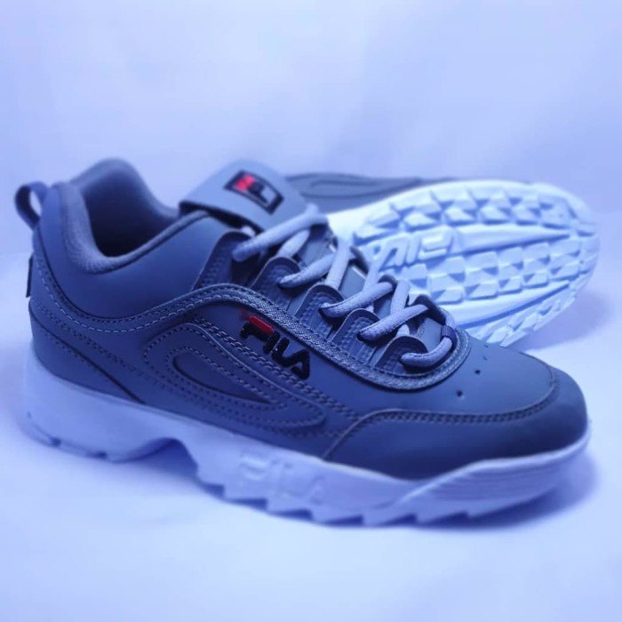 Jual Sepatu Fila Sneakers Kasual Pria Sz 39 44 Made In Vietnam Grade ... 43b7f891e1
