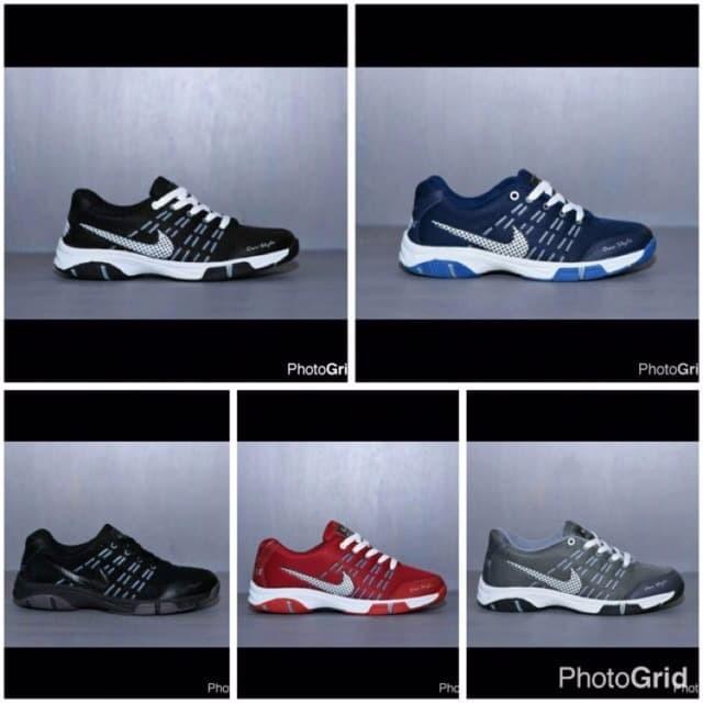 Bayar di tempat bisa sepatu nike airmax sport sepatu lari joging sen