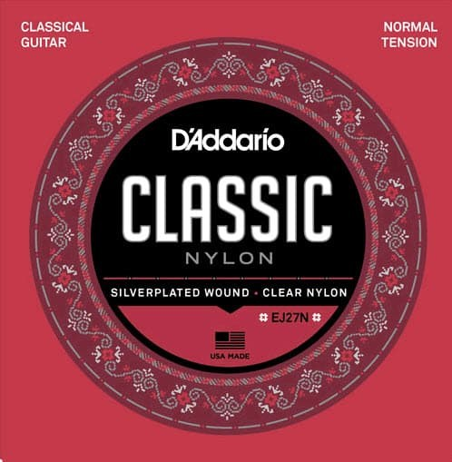 harga D.addario guitar string classic student normal ej-27n-404000068 Tokopedia.com