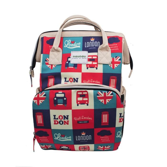 harga Tas wanita tas ransel wanita tas diapers ibu tas bayi cream london Tokopedia.com