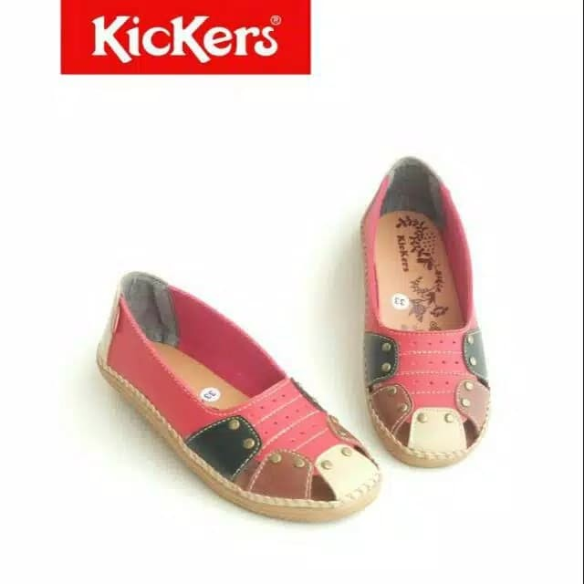 harga Sepatu anak   sepatu kickers anak perempuan size 31-35 kode 01  Tokopedia. 35e10eb450