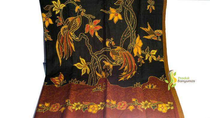 Foto Produk Batik Banyumas Kombinasi Tulis Motif Cendrawasih dari Produk Desa Banyumas