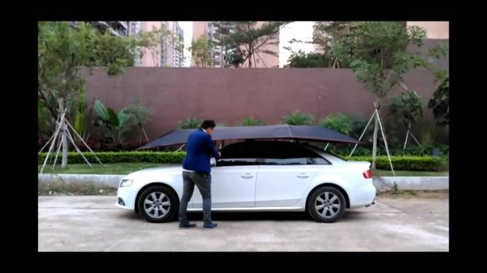 Foto Produk Automatic Portable Car Umbrella dari Blue Hut