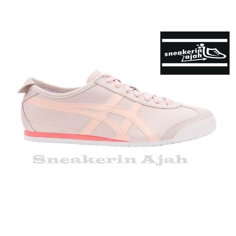 Onitsuka Tiger Mexico 66 Blush Breeze Schuhe Sneaker Rosa