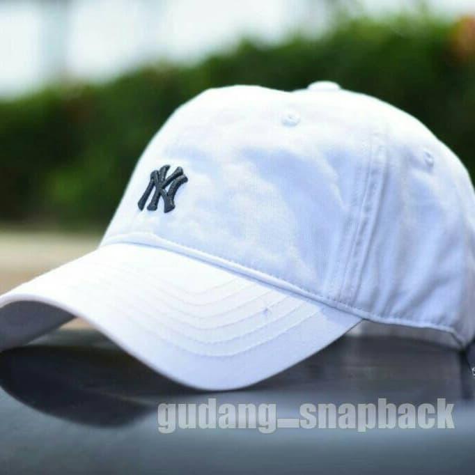 harga Topi original import / baseball ny mlb log kecil original import / hat Tokopedia.com