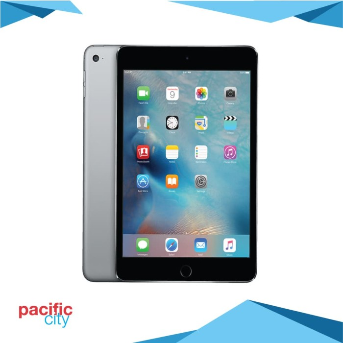 harga Apple ipad mini 4 64gb wifi only - Tokopedia.com