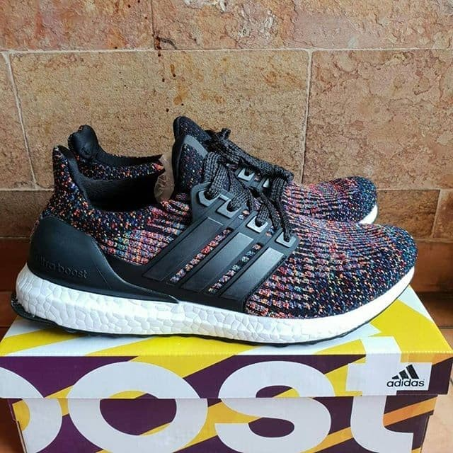 cd43cf20d4671 Jual Adidas Ultra Boost 3.0 Multicolor Premium - rhapsody.shoes ...