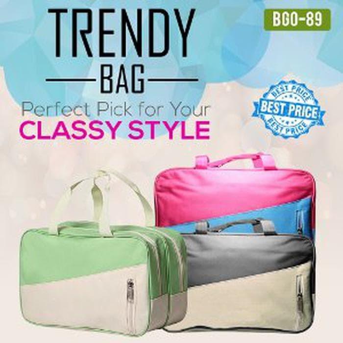 d787eedda1 Jual BGO-89 Organizer Bag - Travel Bag - Pouch Serbaguna - Toiletry ...