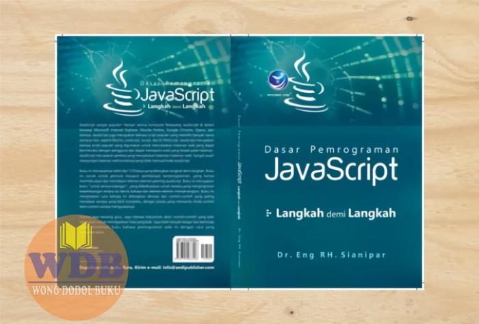 Dasar Pemrograman JavaScript, Langkah demi Langkah