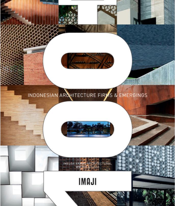 Foto Produk 100+ INDONESIAN ARCHITECTURE FIRMS & EMERGINGS dari IMAJIBooks Store