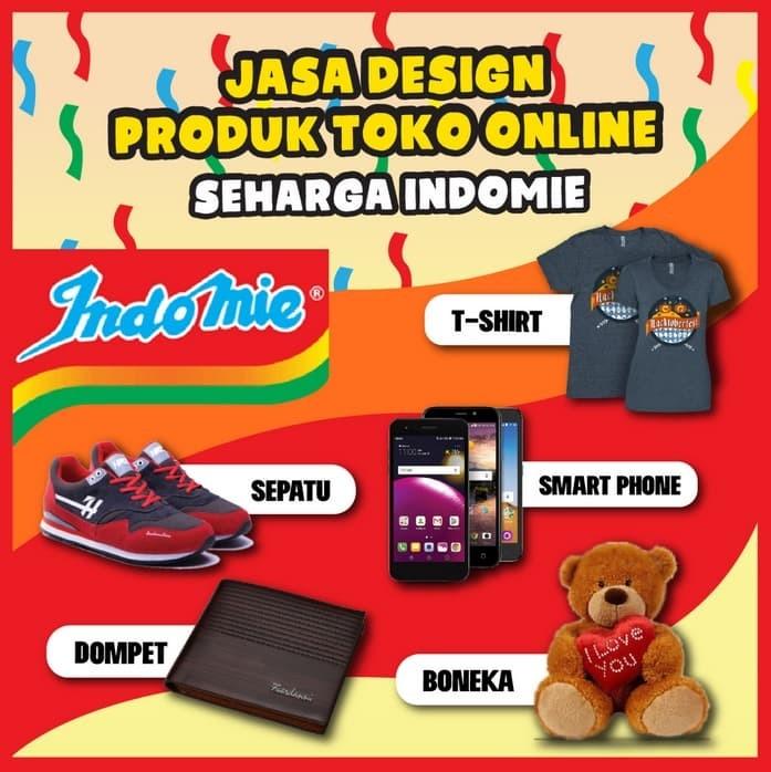 Jual Design Promosi Iklan Produk Toko Online Marketing Otomotif