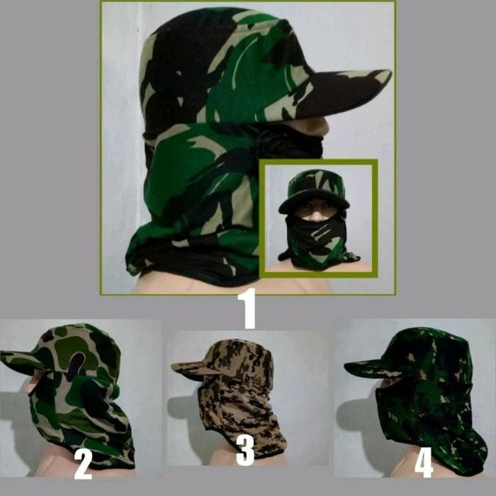 Jual Topi Jepang Masker Loreng Topi Mancing Topi Proyek Bangunan ... dbc5b1d981