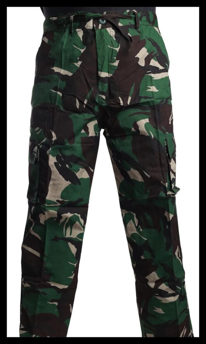 Jual Celana Panjang Pria Loreng Malvinas TNI AD Cln Pjg Pria Lrg Malvinas Jakarta Barat Arifinahmadshop