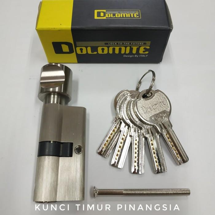 Foto Produk silinder knob kunci 65mm/cylinder pintu kunci rumah dari Kunci Timur Pinangsia