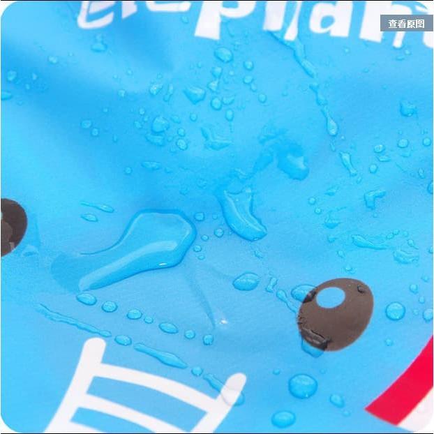 Shower Cap Kartun Waterproof Elastic Lace Shower Bouffant Hair Bath
