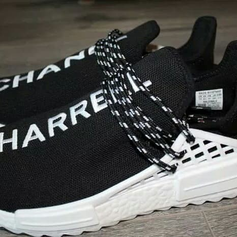 cheap for discount c729b 85bf2 Jual ADIDAS NMD Human Race Pharrell x Chanel Black High Premium Original -  Kota Depok - DZH STORE | Tokopedia