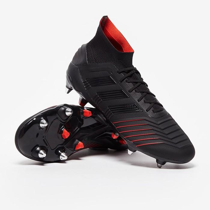 adidas Fußballschuh Predator 19.1 SG olivegrünbeige