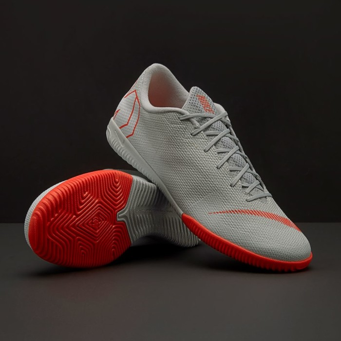 fb1f87966 ... sepatu futsal nike mercurial vapor xii academy ic wolf grey light