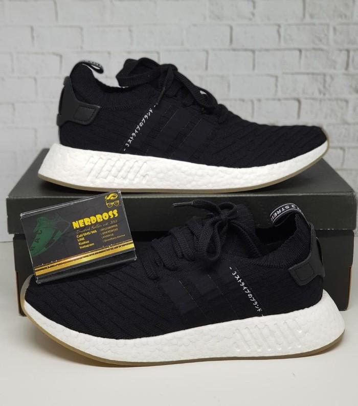 online store 8c19b 59862 Jual Adidas NMD R2 PK Japan Black BNIB 100% ORIGINAL SUPER IDIOT PRICE !!!!  - Kota Palembang - Kevin Winata | Tokopedia