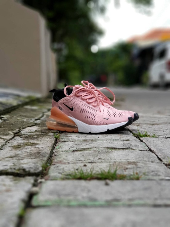 cheaper 59619 a7585 Jual Nike Air Max 270 Pink Salmon - Kota Surabaya - CGSHOP24 | Tokopedia