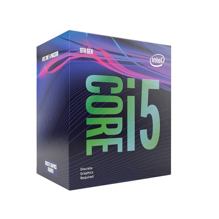 CPU INTEL CORE i5-9400F Coffee Lake S