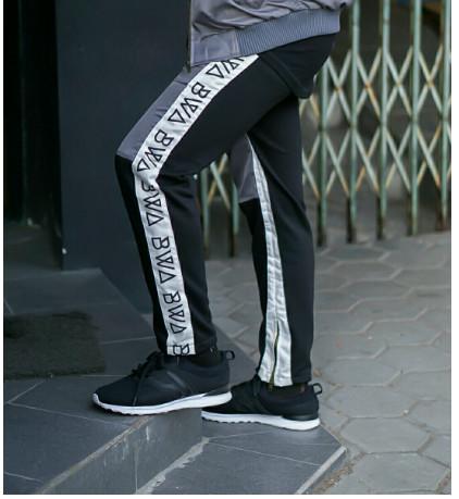 Foto Produk Celana panjang pria dan wanita BWA Bomb Trackpants - Hitam, M dari Bear Wang Apparel