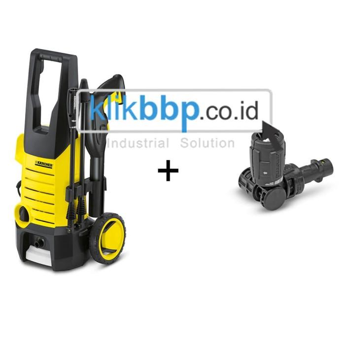 harga Karcher k 2.360 / k2360 + vp 145 jet high pressure cleaner + vario pwr Tokopedia.com