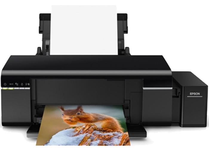 harga Epson - single ink jet printer l805 Tokopedia.com
