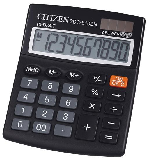 harga Citizen - dekstop calculator sdc-812 Tokopedia.com