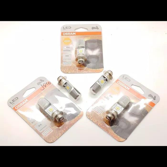 harga Bohlam depan led osram original (putih) bebek/moped & matic Tokopedia.com