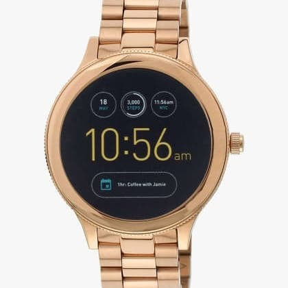 Jual Fossil Gen 3 Rose Gold Smart Watch venture 3 Generation - Kab   Indramayu - gReatsyoph | Tokopedia