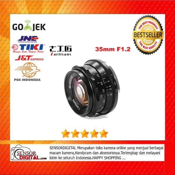 Foto Produk SONY E-MOUNT Lensa 7Artisan lens 7 artisan 35mm f1.2 for SONY dari sensordigital
