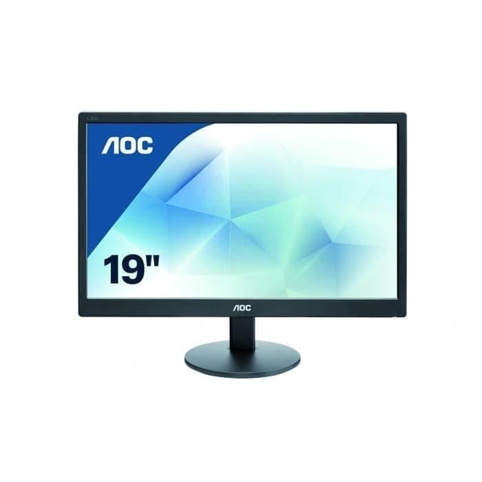 Foto Produk AOC Monitor E970SWNL Berkualitas dari alfariizshop