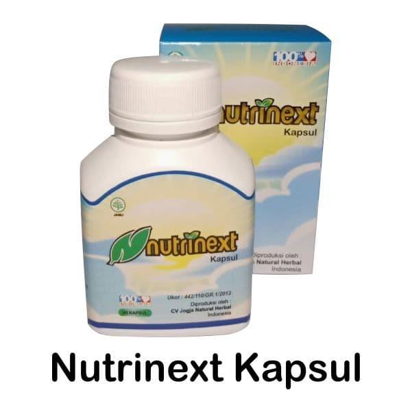 Foto Produk Obat Wasir atau Ambeien Berdarah - Nutrinext Kapsul Herbal dari ti Tasik Com