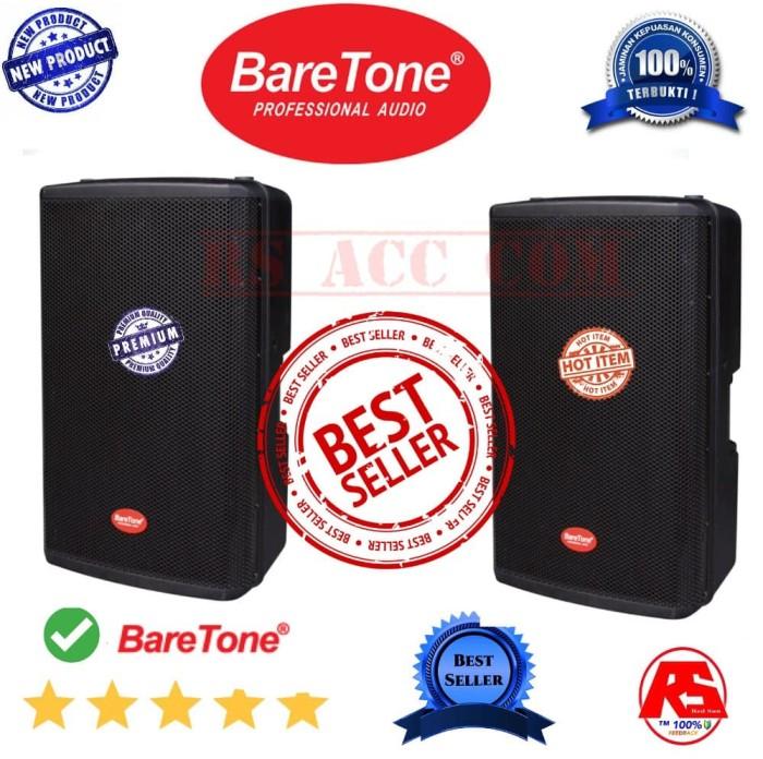 harga Baretone MAX15H 15 INCH active speaker box professional PREMIUM ORIG Tokopedia.com
