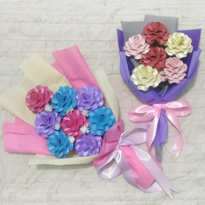 Jual Buket Bunga Kertas Paper Flower Bouquet Jakarta Timur Sadeja Tokopedia