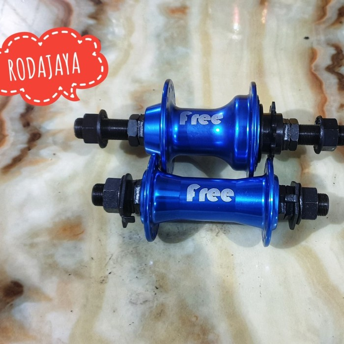 harga Hub freehub sepeda bmx lubang 36 free united Tokopedia.com
