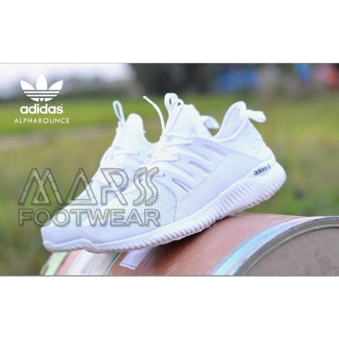 Jual Adidas Alphabounce Unisex Sepatu Sneakers Pria Wanita Bisa