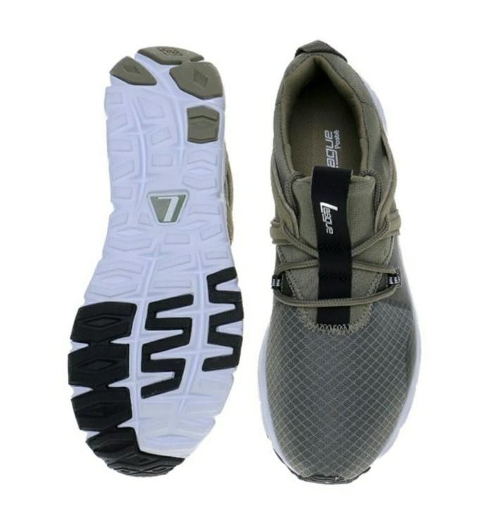 League Cage M Sepatu Training Pria Black White Lemon Chrome - Info ... 3d031aa9c1