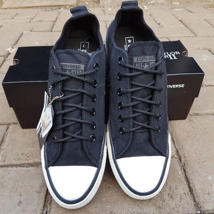 Sepatu Sneakers Sneaker Alas Sepatu Converse Ct X Green Black Murah - Hitam e8877932cc