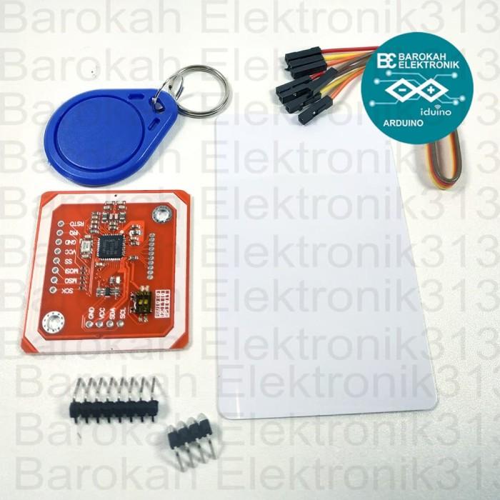 Jual PN532 NFC RFID MINI Reader Writer module V3 - Kab  Mojokerto - barokah  elektronik 313 | Tokopedia