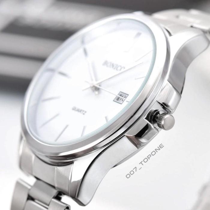 Body Silver - White Dial -. Source · Bonico Jam Tangan Wanita .
