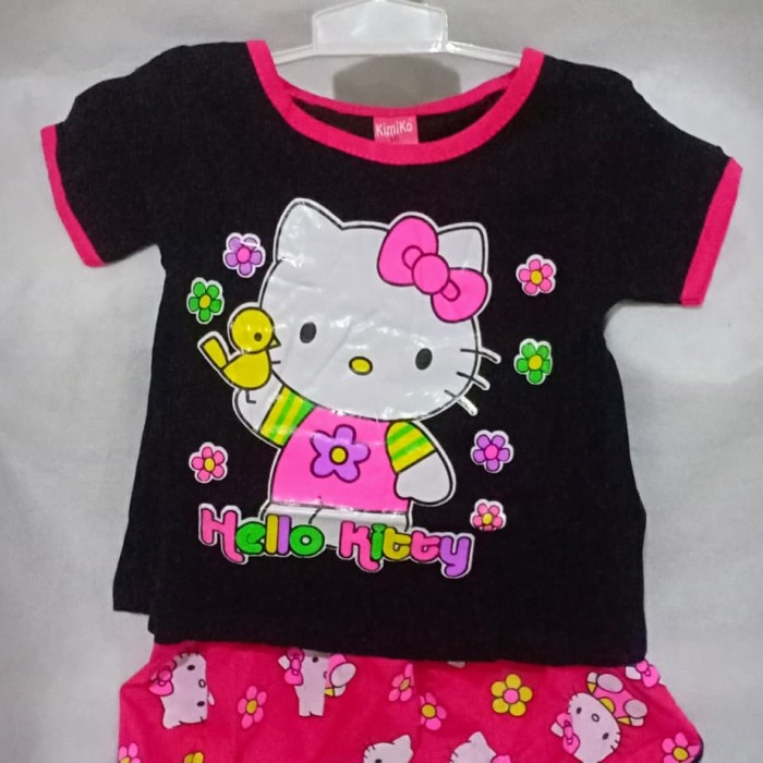 51 Gambar Baju Hello Kitty Paling Unik