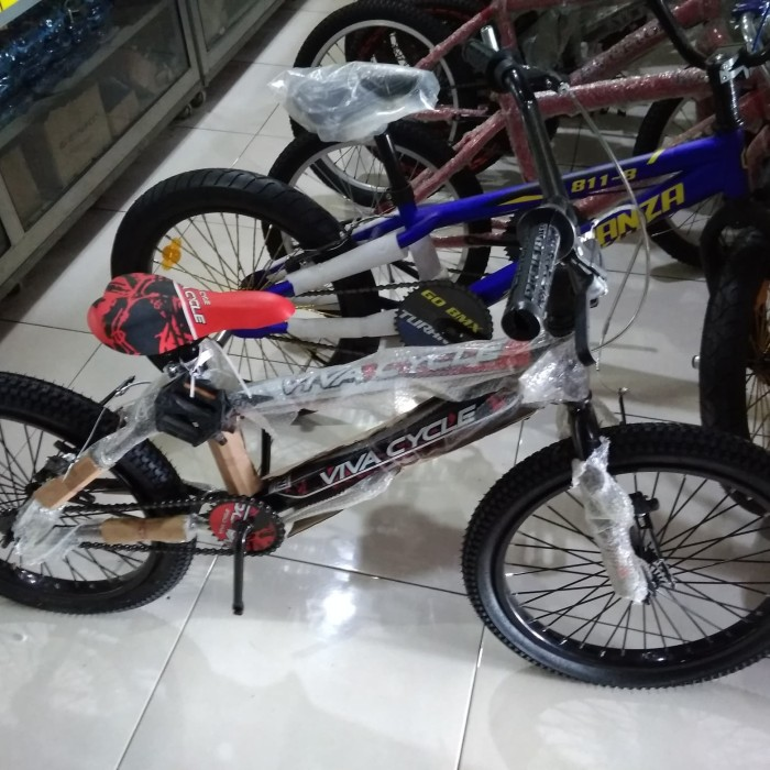 Jual Sepeda Bmx Bekasi Bmx United