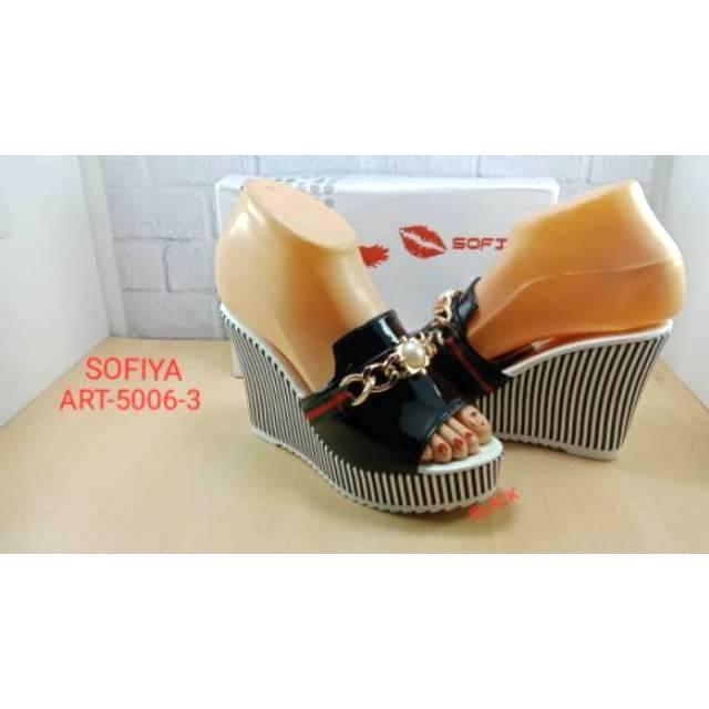Jual Sandal wedges import wanita sofiya 5006-3 - Grosir ImporBatam ... 89ef258a56