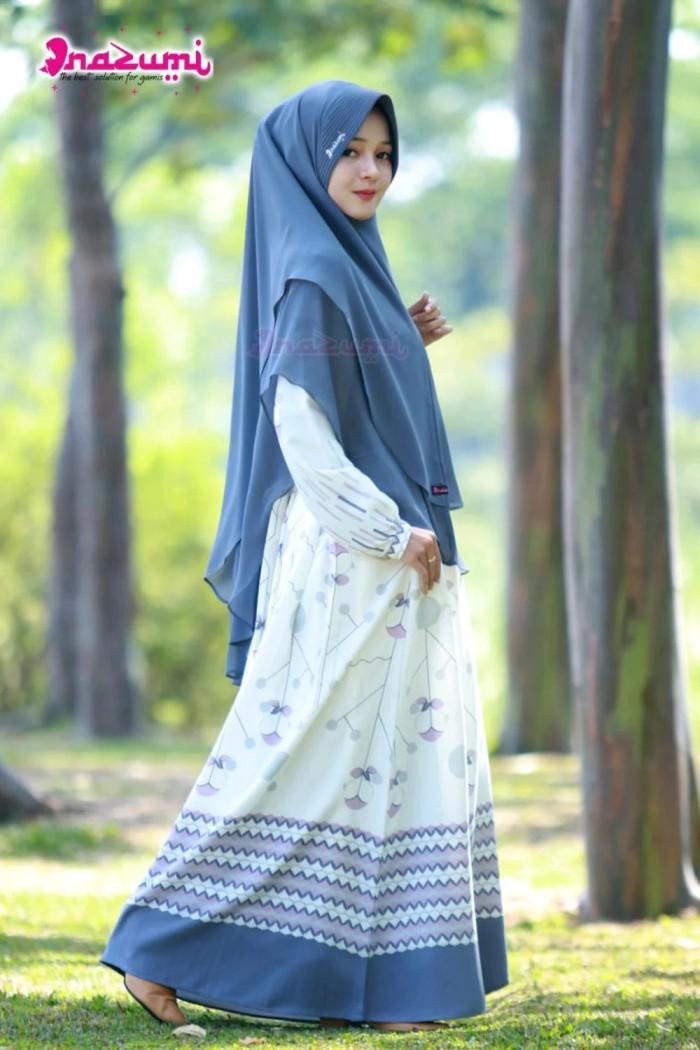 Harga Gamis Nazumi Set Hijab Harga Rp 360 000