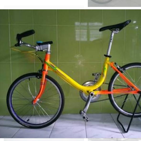 Jual Sepeda Mini Track Kota Semarang Dikluf Tokopedia