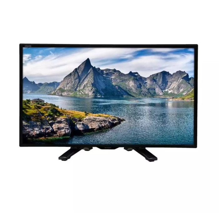 9f856691a Jual SHARP Aquos LC-24LE170i-TT TV LED 24 Inch - Eagle Online ...